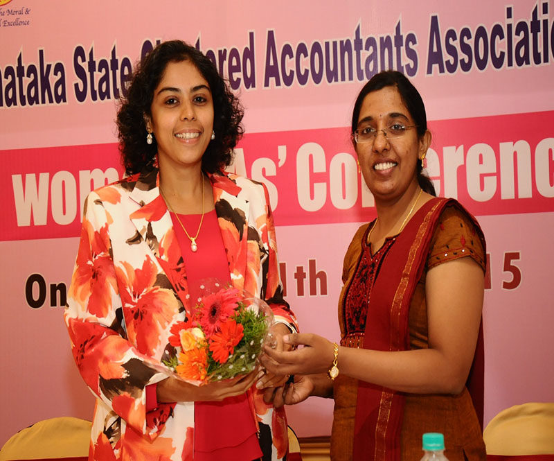 Speaker at Karnataka State Chartered Accountants Association