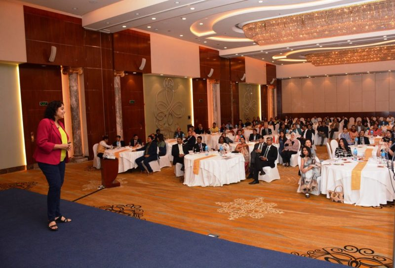 Keynote speaker at Bahrain Institute of Chartered Accountants
