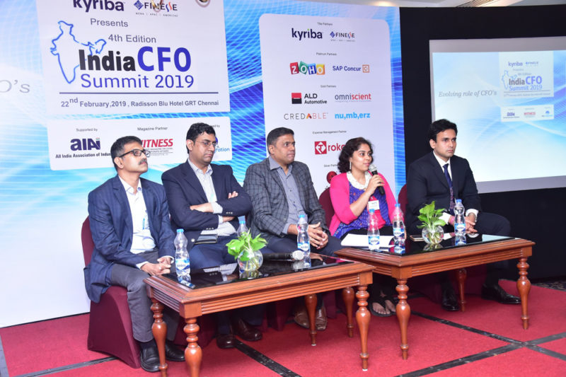 INDIA CFO summit 2019