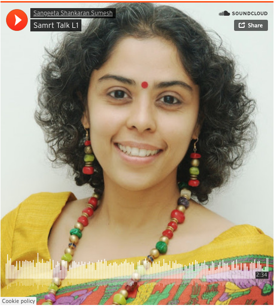 Interview with RJ Sulabha on 94.3 Radio one