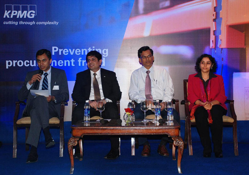 KPMG's exclusive seminar on Preventing Procurement Fraud